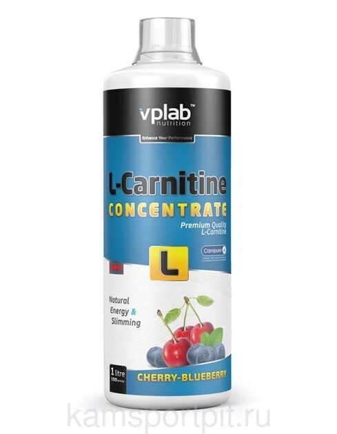 L-CARNITINE concentrate 120000 1000 мл (VPLAB)