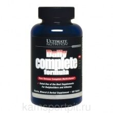 Daily Complete Formula 180 капсул (Ultimate Nutrition)