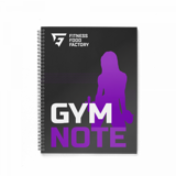 GYM NOTE (FITNESS FOOD FACTORY)