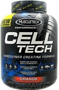 Cell-Tech Performance 2700г (Muscle Tech)