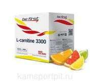 L-carnitine 3300 мг 20 ампул (Be First)