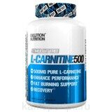 L-CARNITINE 500 120 капсул (EVLUTIONNUTRITION)
