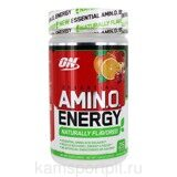 Amino Energy Naturally Flavored 225гр 25порций (Optimum Nutrition)