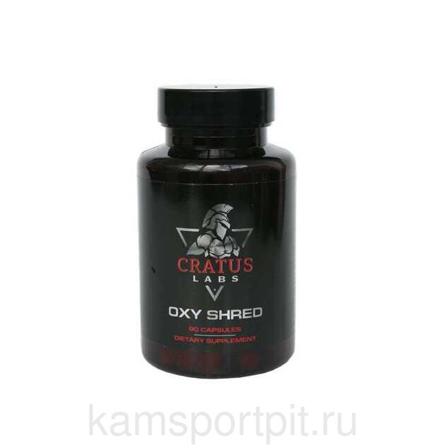 Oxy Shred Extreme 90 капсул (Cratus Labs)